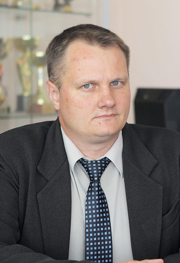 Игорь Гетман, начальник отдела надзора за строительством дорог и промышленных объектов Службы строительного надзора и жилищного контроля
