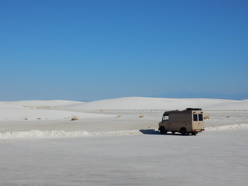 White Sands National Monument - 3
