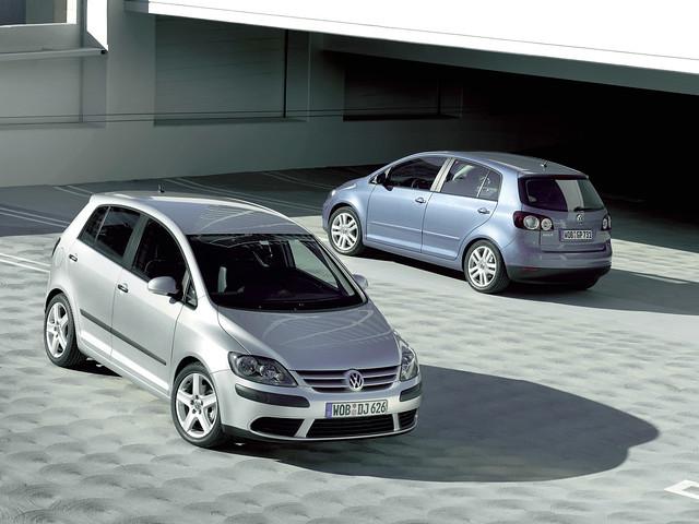 Субкомпактвэн Volkswagen Golf Plus. 2005 – 2009 годы