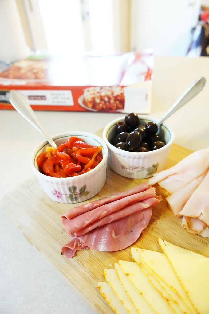 Antipasto Platter with Stouffers 2