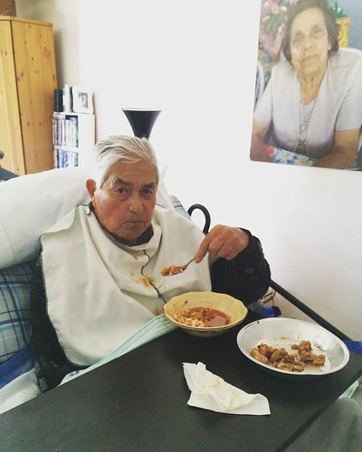 Papá Chepe is pre-gaming with a pozole brunch.