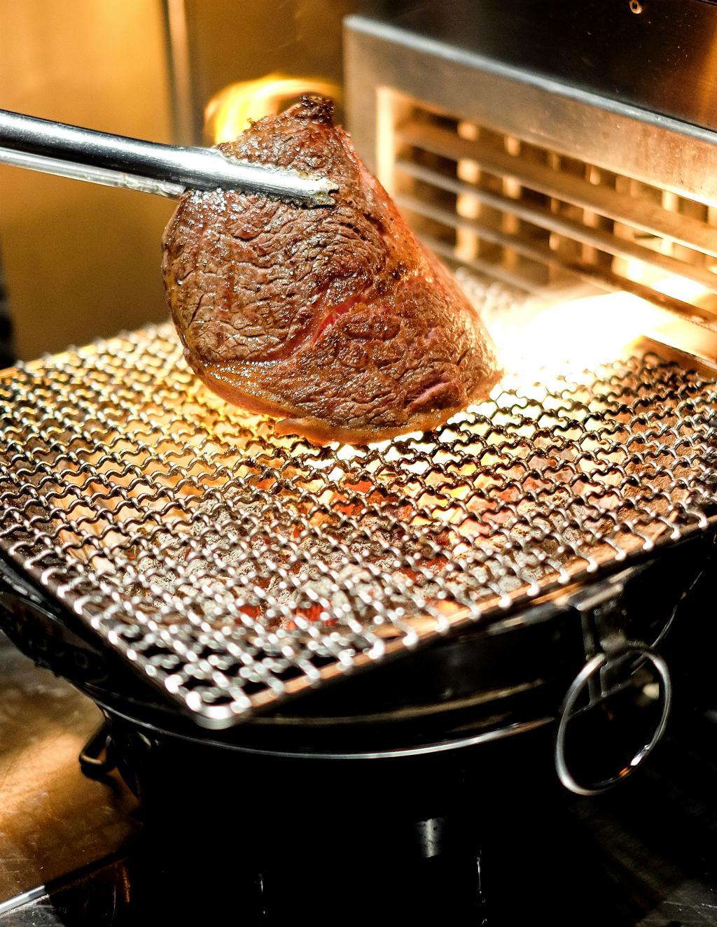 Yen Yakiniku: Grilled Beef