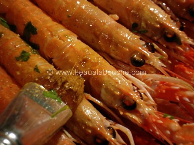 Langoustines Grillées au Beurre de Curry © Ana Luthi Tous droits réservés 1