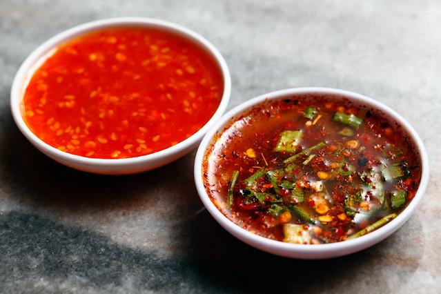Mookata Dipping Sauce