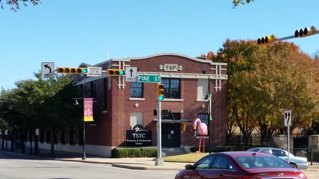 T&P Freight House Abilene