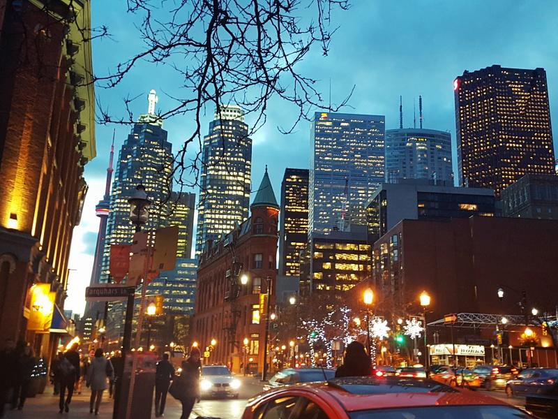 Toronto lights