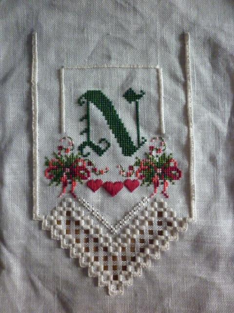 Harganger - needle weaving next!