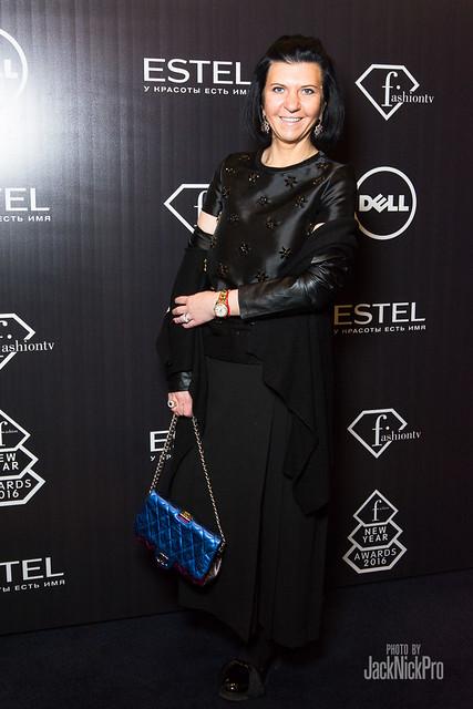 Fashion New Year Awards 2015. The Ritz-Carlton.------- 21.12.2015.