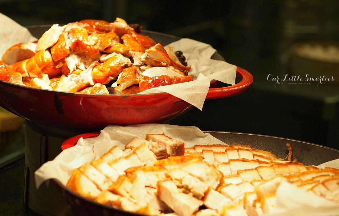 Seafood Buffet Makan@Jen