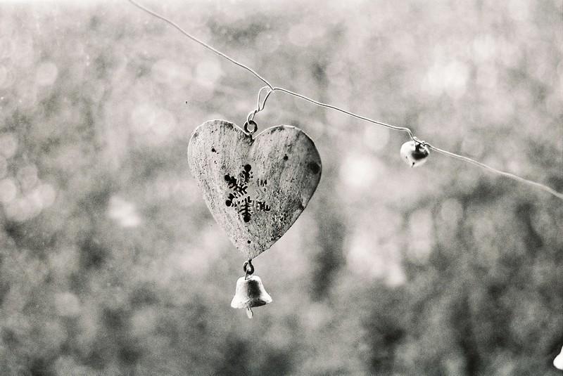A Bokeh Heart