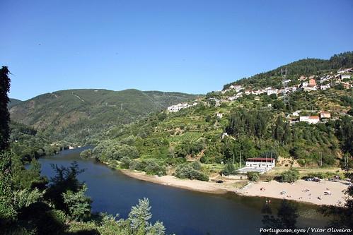 Praia Fluvial de Palheiros do Zorro - Portugal