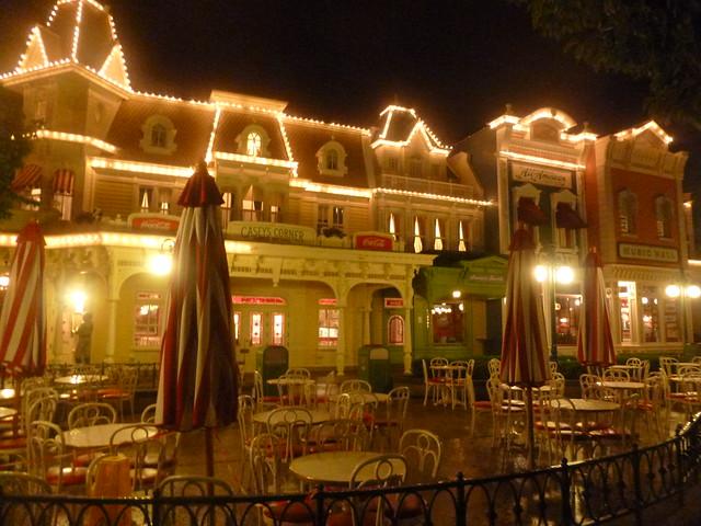 Casey's Corner, Disneyland Park, Panasonic DMC-SZ1