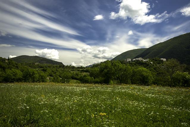 Paterno, Vallo di Nera (Umbria, Italy)