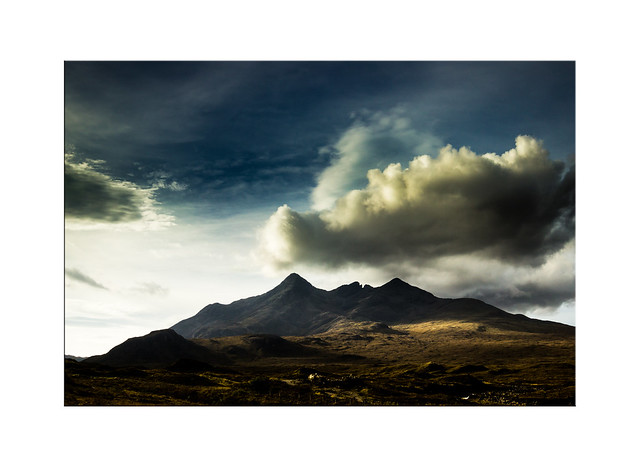 The Cuillins, Isle of Skye - Explore 24.10.2016 No.15