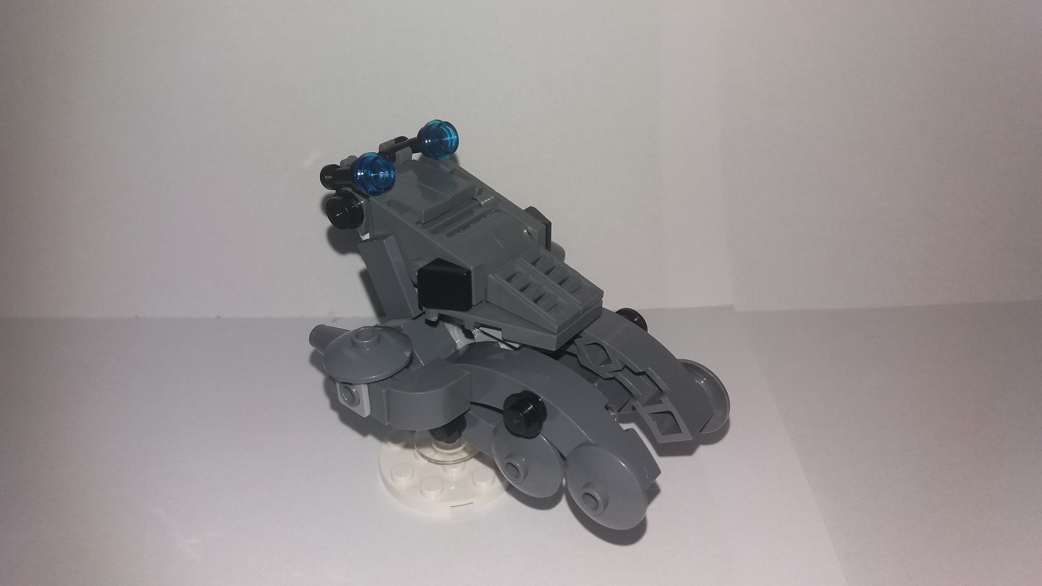 Alien scout ship