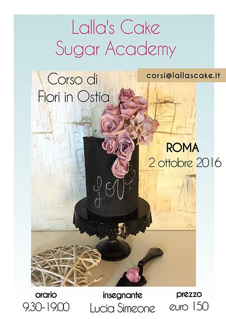 Cake from Lalla's Cake Sugar Academy