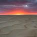 North Carolina Jockeys Ridge State Park Sunset by Mark VanDyke Photography