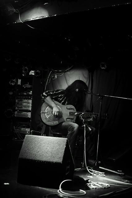 大井貴之 live at Zher the ZOO, Tokyo, 12 Aug 2015. 043