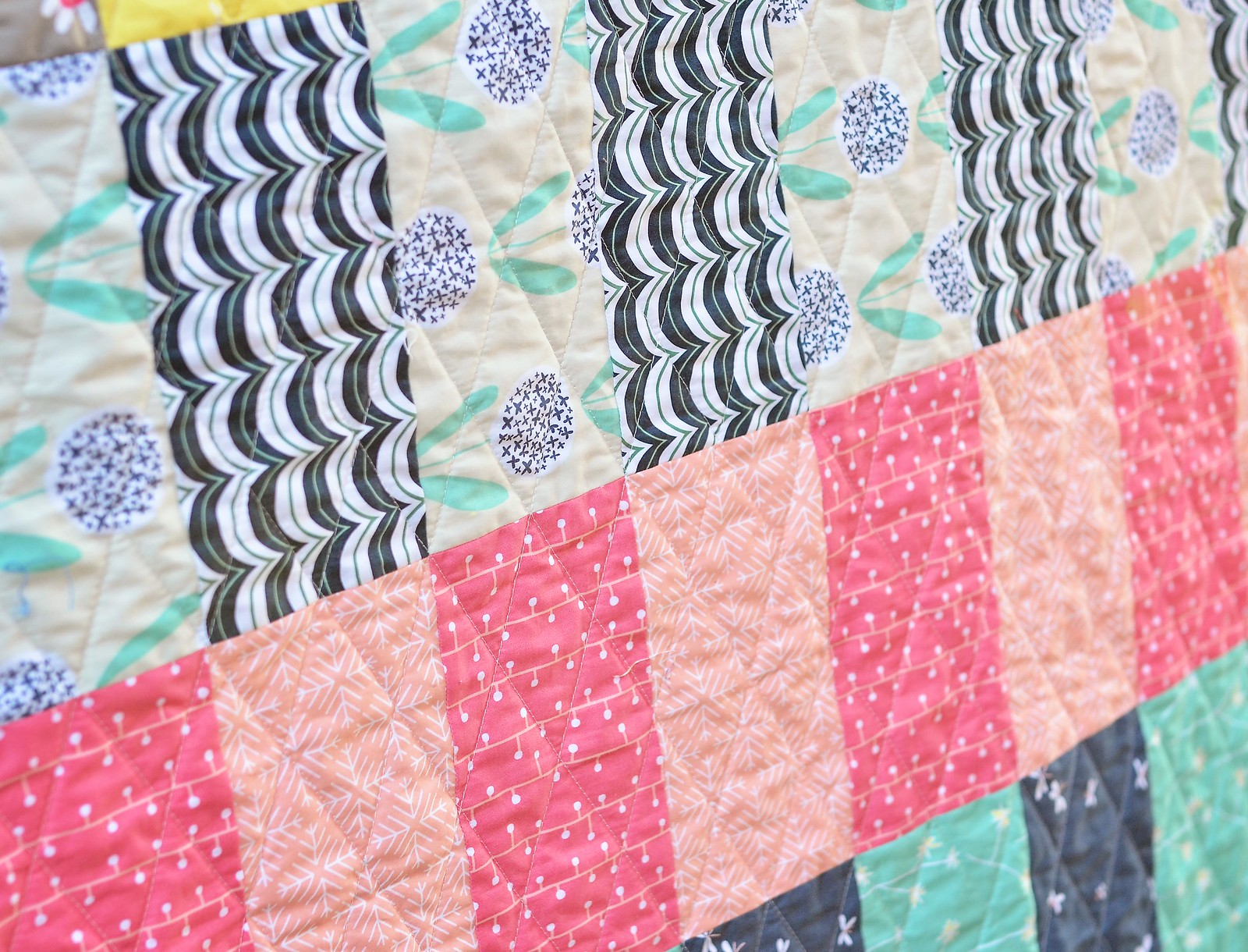 super simple curiosities quilt