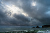 Storm clouds at sea.. by carogray1
