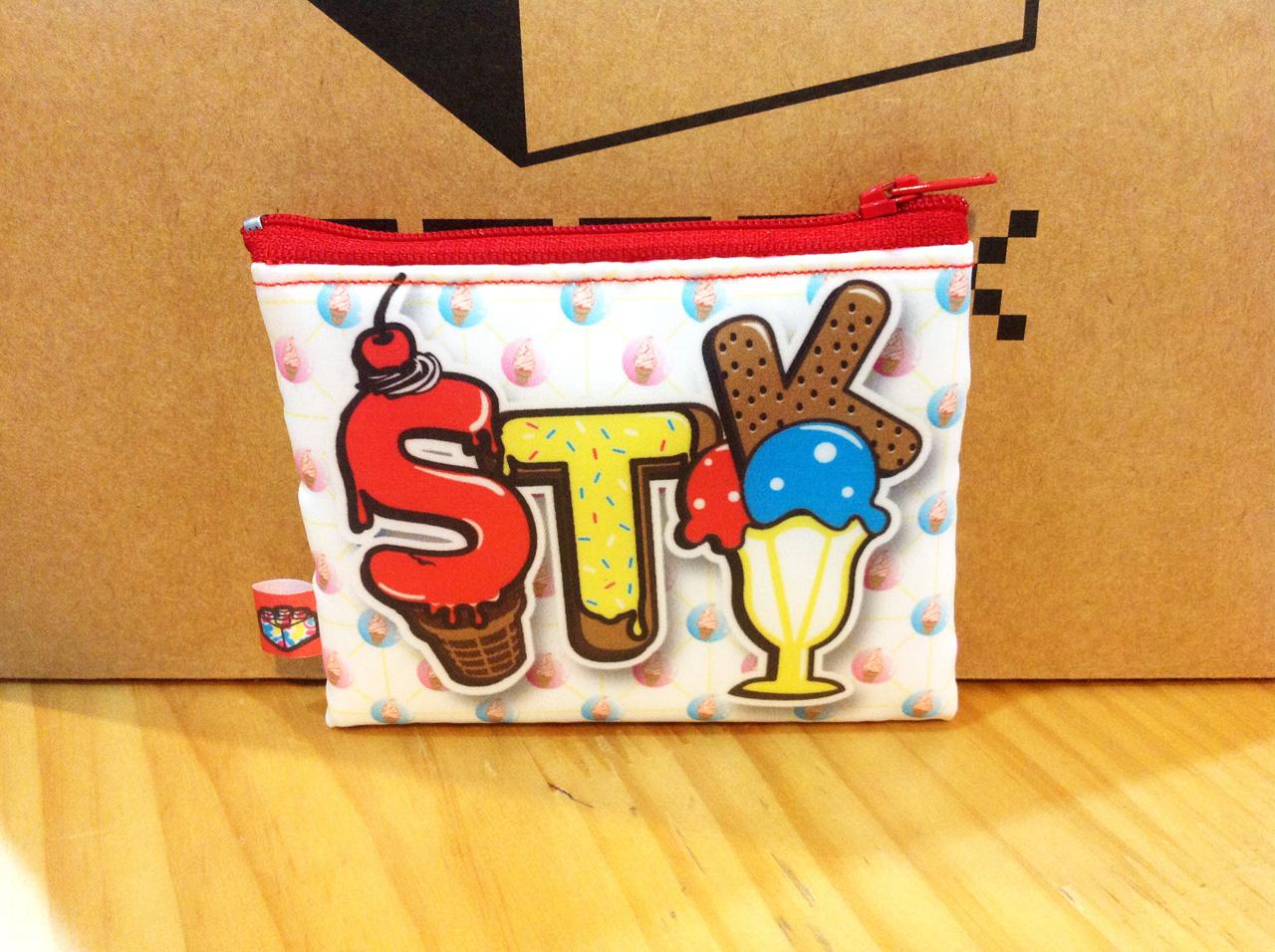 stack-冰淇淋甜筒-防水零錢包-01