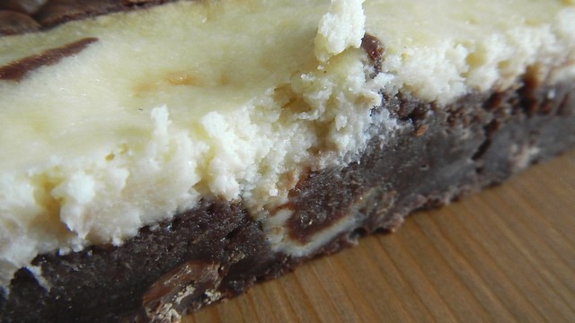 Cheesecake Swirl Brownies 19