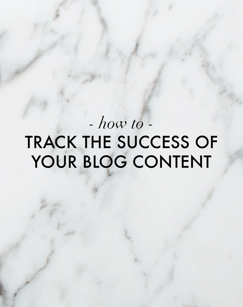 How to track the success of your blog content