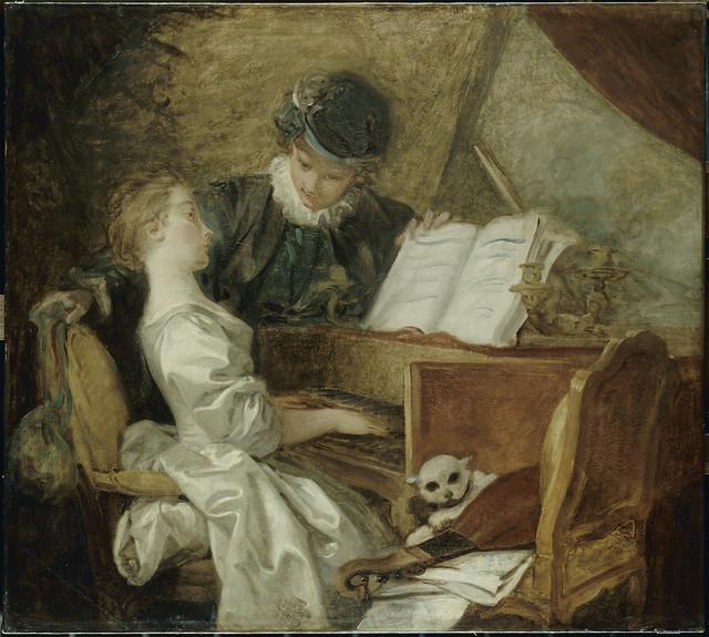 Concours de poésie : Fragonard – Amoureux, Galant et Libertin