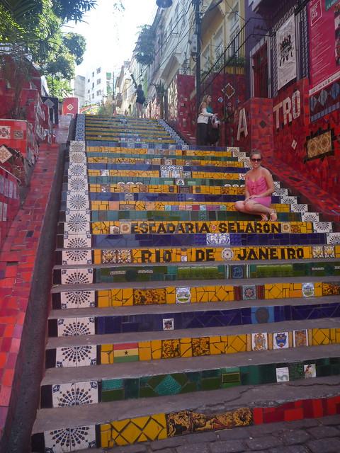 Escalier Selarón