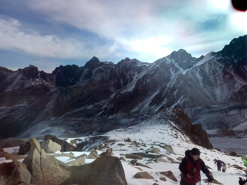 Альпиниада на пик Молодежный (4147 м) (19)