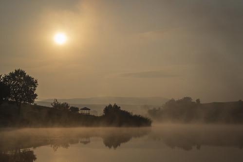 morning sky sunrise landscape outdoor bulgaria slakovtsi