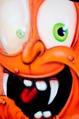 Three Doors: Orange