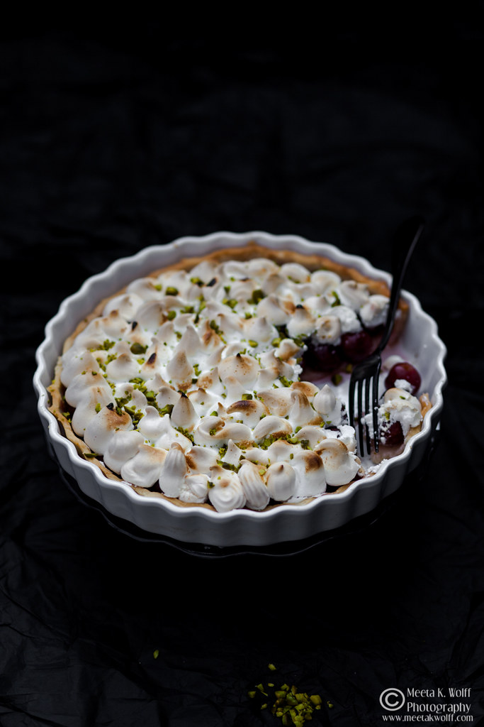Cherry Meringue Tart-0048-by Meeta K. Wolff
