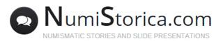 NumisStorica.com logo