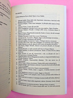 Roland Barthes, Il discorso amoroso. Mimesis 2015. Elenco dei titoli precedenti, nella medesima collana, a pag. 657 (part.), 1