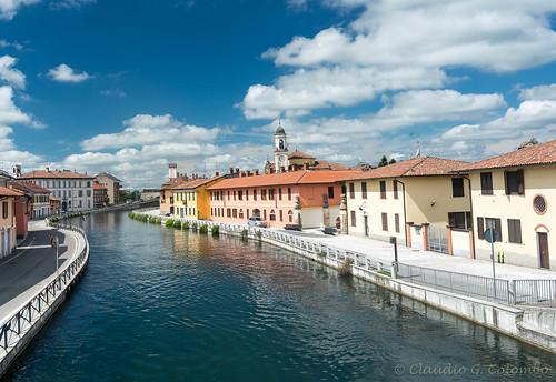 Ciclogiro Clodiano 2015 - 13. Tappa: Milano - Pavia