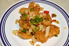 Chinese Style Salt & Pepper Deep Fried Squid