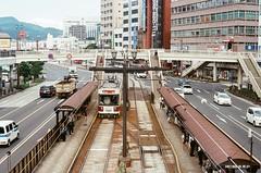 路面電車 長崎 Nagasaki
