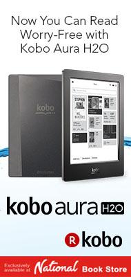 Web Ad - Kobo Aura H20 (190x400px)