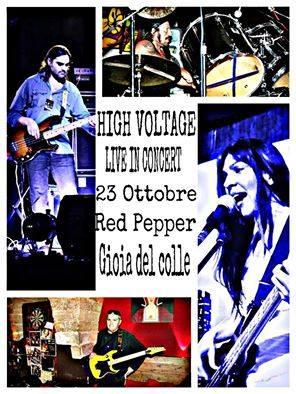 concerto high voltage