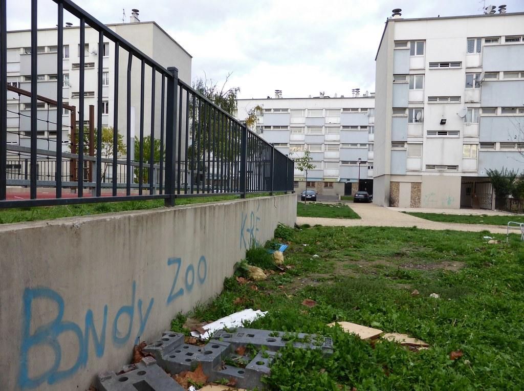Bondy -  U00cele-de-france