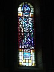 Vitraux Notre-Dame du Val-d'Amour - Photo of Bélesta