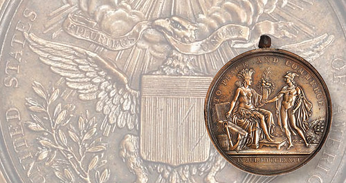 United-States-1776-Diplomatic-Medal