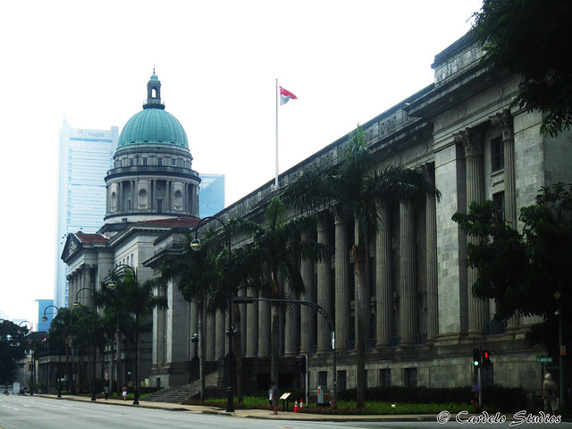 Old Supreme Court & City Hall 01