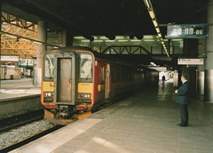 Class 153 & 155