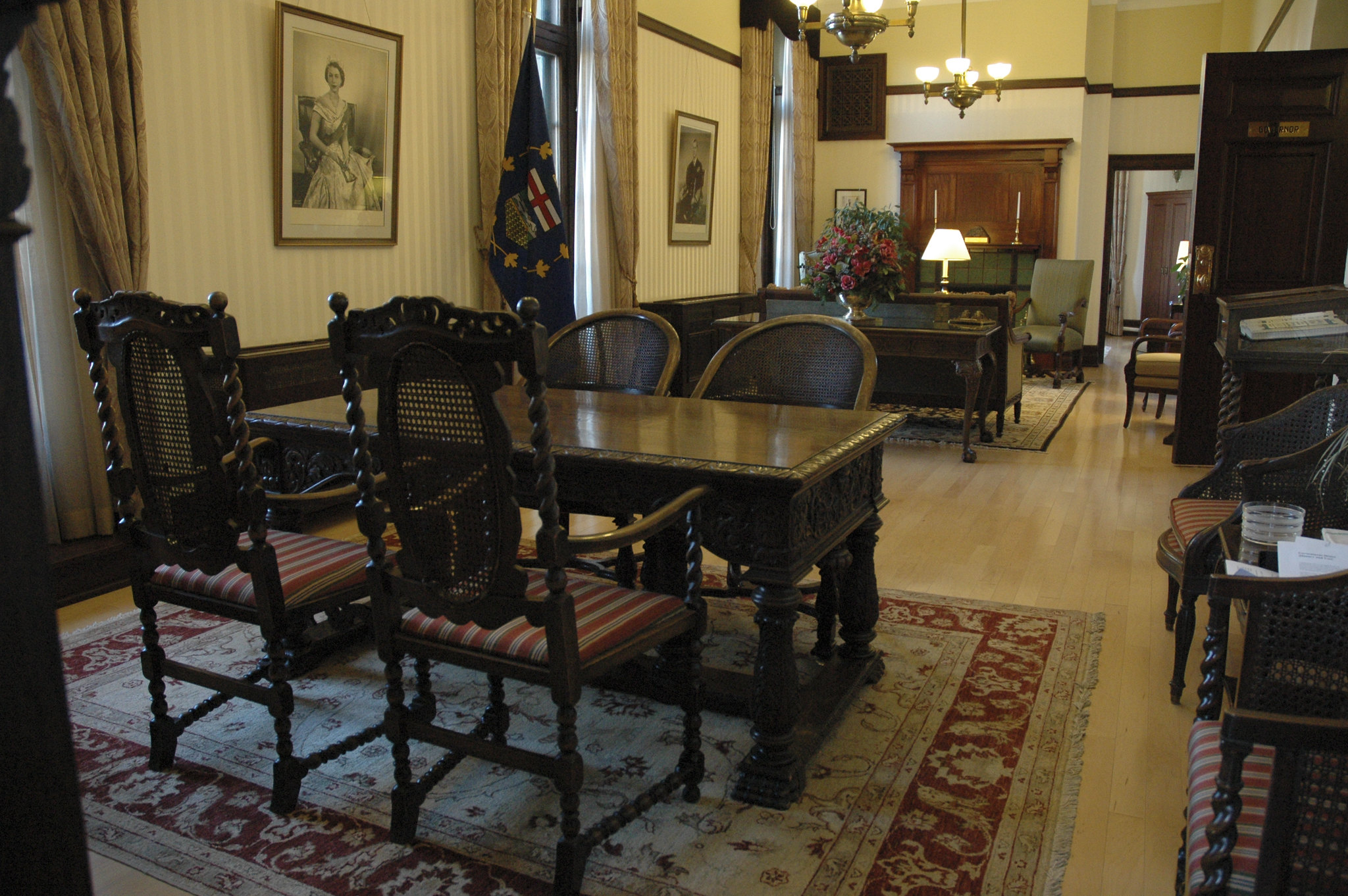 Lieutenant Governor's Suite