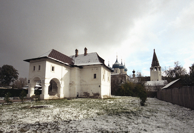 Гороховец. Дом Опарина (конец XVII века)