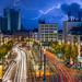 Thunder storm over Bonn by www.ernst-christen.com