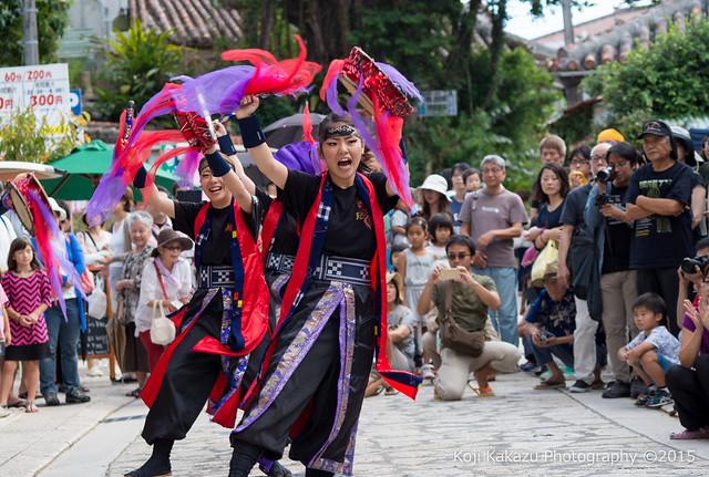 壺屋やちむん通り祭り2015-77