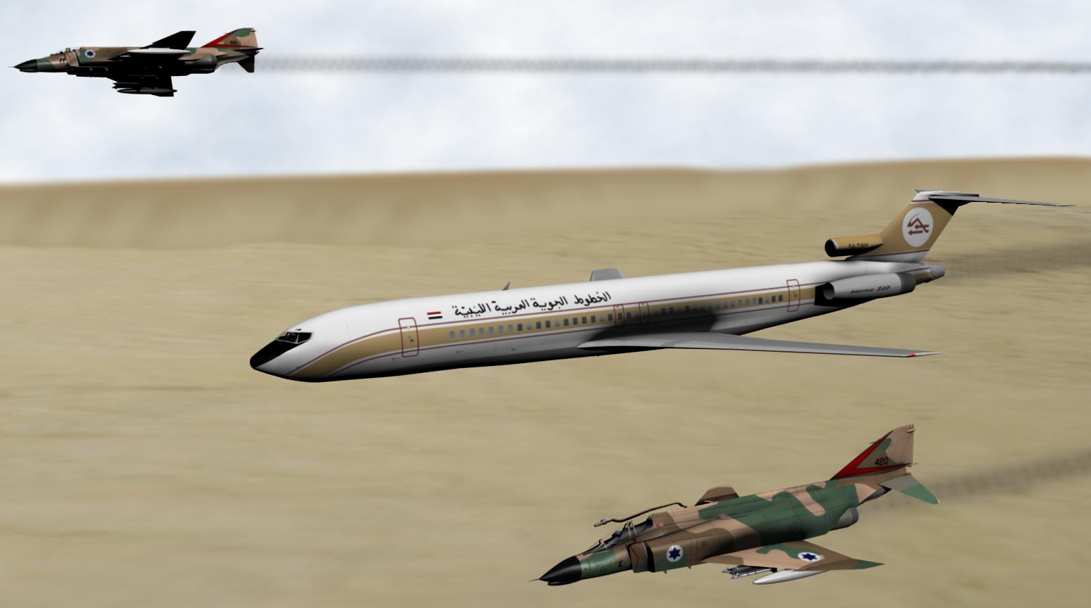 رحلة 114 الليبية